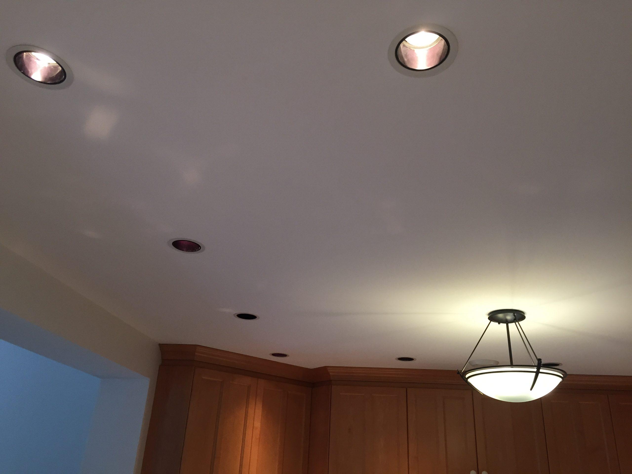 pot light installation Ottawa