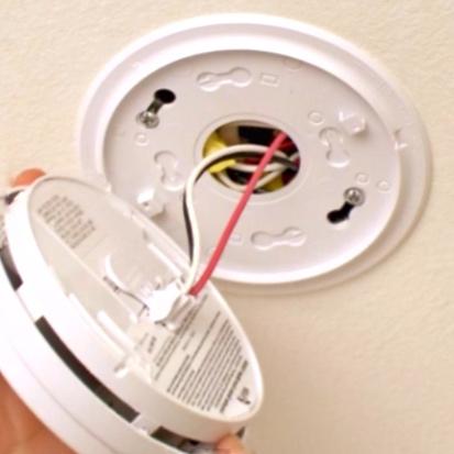 hardwired smoke alarm installation in ottawa